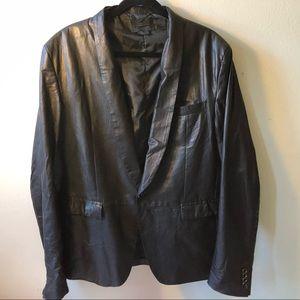 Diesel genuine leather jacket